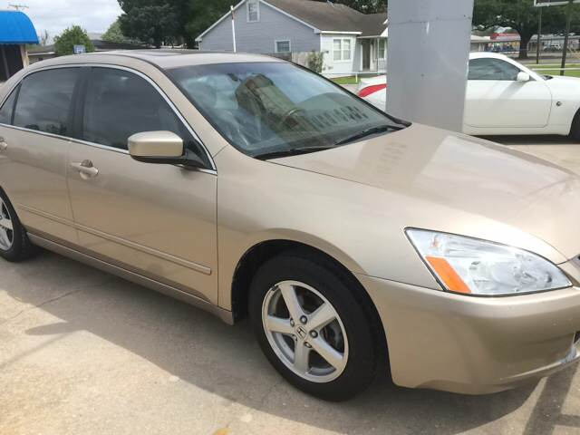 2004 Honda Accord EX 4dr Sedan w/Leather - New Iberia LA