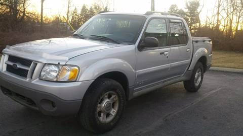 2001 Ford Explorer Sport Trac for sale in Columbus, OH