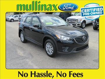 2016 Mazda CX-5 for sale at Derek Montalvo at Mullinax Ford in Mobile AL