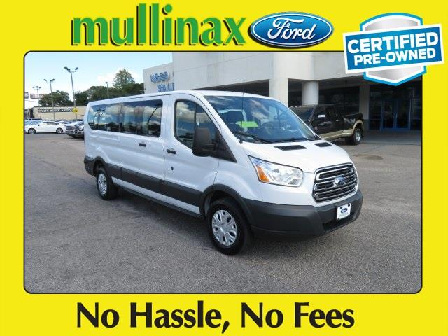 2016 Ford Transit Wagon for sale at Derek Montalvo at Mullinax Ford in Mobile AL