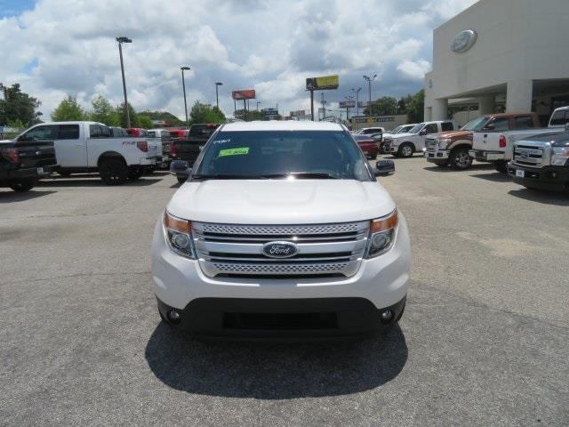 2015 Ford Explorer for sale at Derek Montalvo at Mullinax Ford in Mobile AL