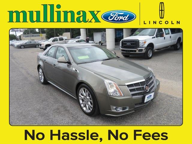 2011 Cadillac CTS for sale at Derek Montalvo at Mullinax Ford in Mobile AL
