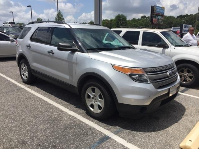 2014 Ford Explorer for sale at Derek Montalvo at Mullinax Ford in Mobile AL