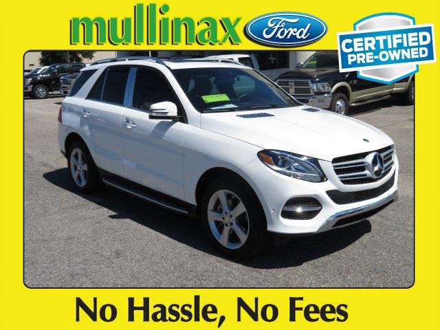 2017 Mercedes-Benz GLE for sale at Derek Montalvo at Mullinax Ford in Mobile AL
