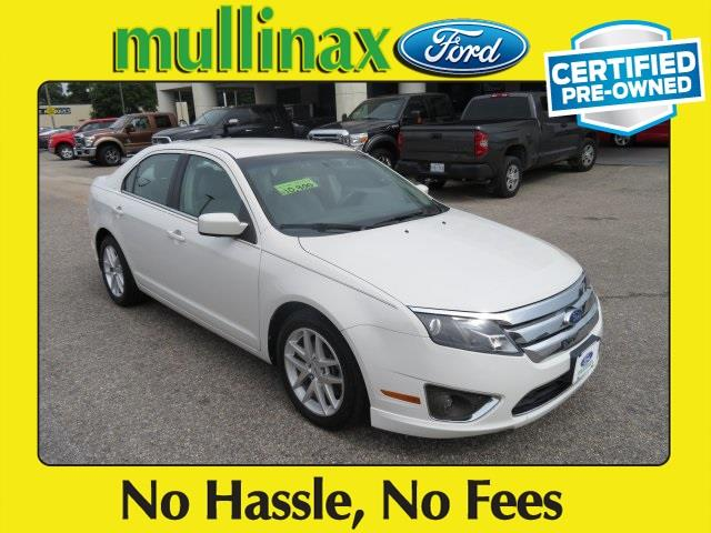 2011 Ford Fusion for sale at Derek Montalvo at Mullinax Ford in Mobile AL