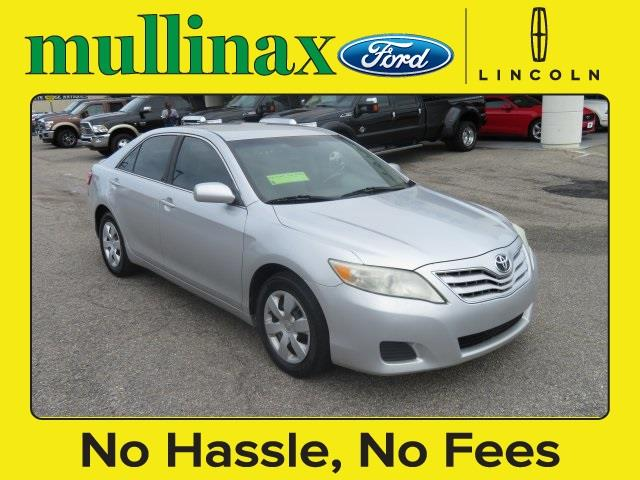 2010 Toyota Camry for sale at Derek Montalvo at Mullinax Ford in Mobile AL