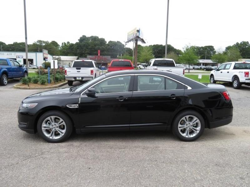 2017 Ford Taurus for sale at Ask for Derek Montalvo at Mullinax Ford in Mobile AL