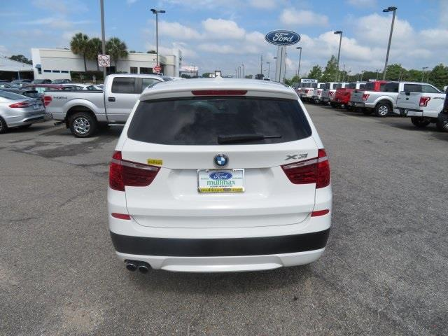 2014 BMW X3 for sale at Derek Montalvo at Mullinax Ford in Mobile AL