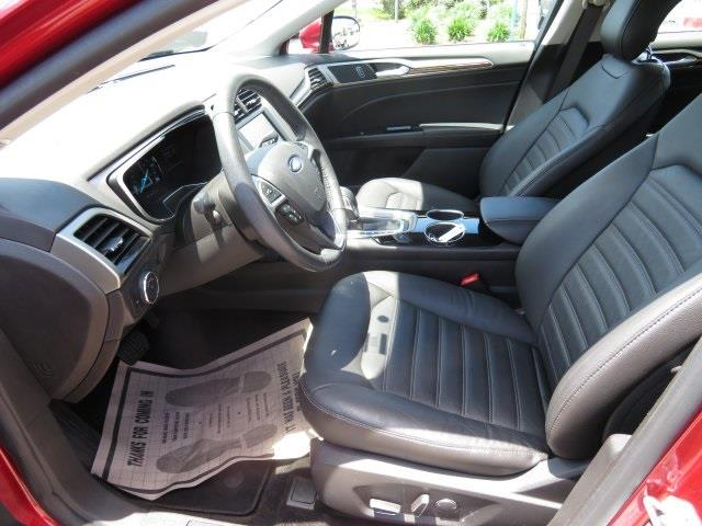 2014 Ford Fusion Energi for sale at Derek Montalvo at Mullinax Ford in Mobile AL