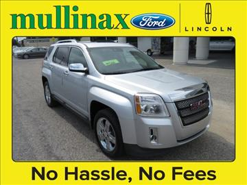 2013 GMC Terrain for sale at Ask for Derek Montalvo at Mullinax Ford in Mobile AL
