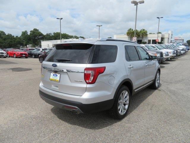 2016 Ford Explorer for sale at Derek Montalvo at Mullinax Ford in Mobile AL