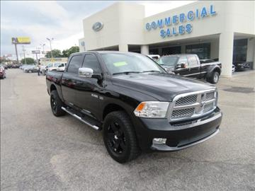 2010 Dodge Ram Pickup 1500 for sale at Derek Montalvo at Mullinax Ford in Mobile AL