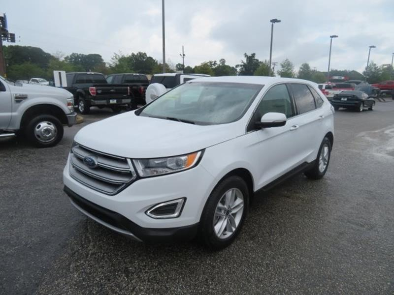 2015 Ford Edge for sale at Derek Montalvo at Mullinax Ford in Mobile AL