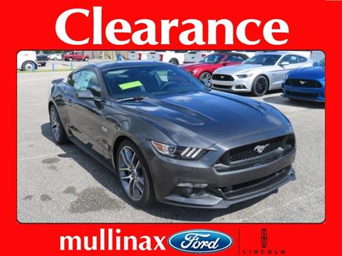 2017 Ford Mustang for sale in Mobile, AL