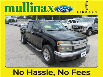 2004 Chevrolet Colorado for sale at Derek Montalvo at Mullinax Ford in Mobile AL