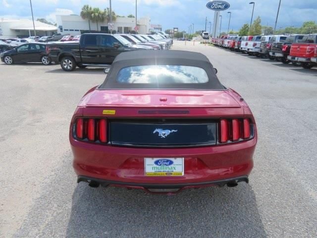 2016 Ford Mustang for sale at Derek Montalvo at Mullinax Ford in Mobile AL