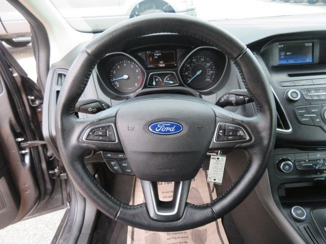 2016 Ford Focus for sale at Derek Montalvo at Mullinax Ford in Mobile AL