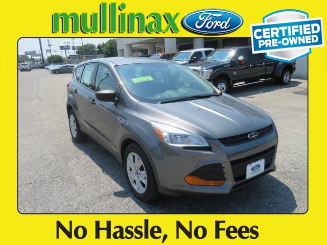 2014 Ford Escape for sale at Derek Montalvo at Mullinax Ford in Mobile AL