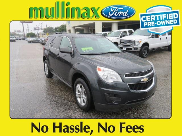 2014 Chevrolet Equinox for sale at Derek Montalvo at Mullinax Ford in Mobile AL