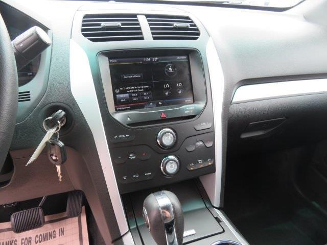 2015 Ford Explorer for sale at Derek Montalvo at Mullinax Ford in Mobile AL