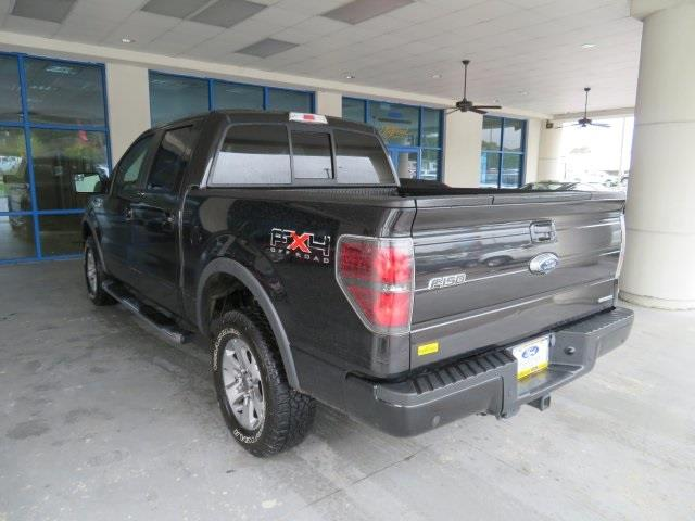 2011 Ford F-150 for sale at Derek Montalvo at Mullinax Ford in Mobile AL