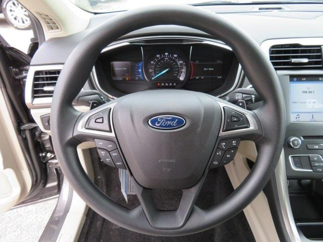 2017 Ford Fusion for sale at Derek Montalvo at Mullinax Ford in Mobile AL