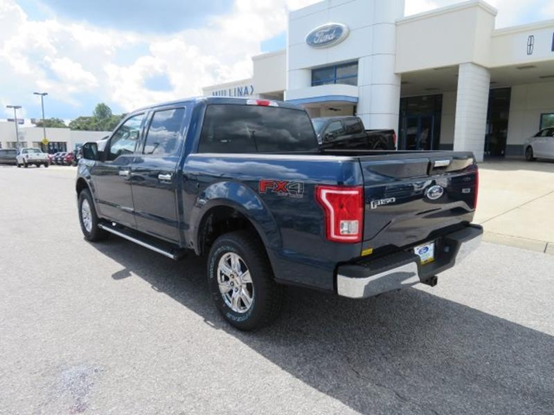 2017 Ford F-150 for sale at Ask for Derek Montalvo at Mullinax Ford in Mobile AL