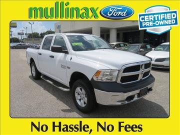 2014 RAM Ram Pickup 1500 for sale at Derek Montalvo at Mullinax Ford in Mobile AL