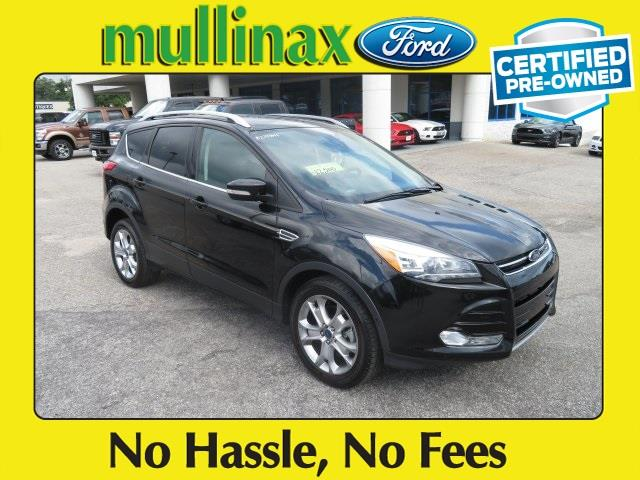 2015 Ford Escape for sale at Derek Montalvo at Mullinax Ford in Mobile AL