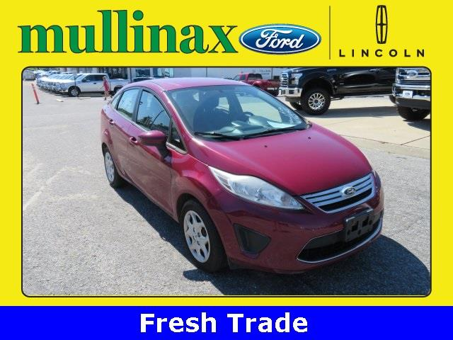 2011 Ford Fiesta for sale at Derek Montalvo at Mullinax Ford in Mobile AL
