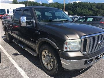 2007 Ford F-250 Super Duty for sale at Derek Montalvo at Mullinax Ford in Mobile AL