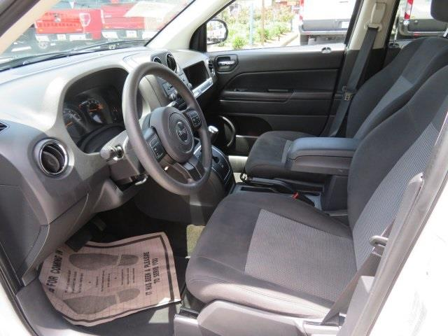2015 Jeep Compass for sale at Derek Montalvo at Mullinax Ford in Mobile AL