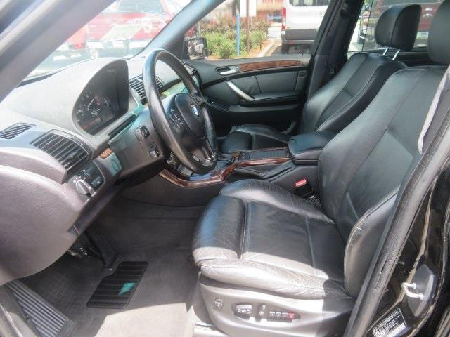 2002 BMW X5 for sale at Derek Montalvo at Mullinax Ford in Mobile AL