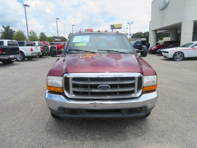 1999 Ford F-350 Super Duty for sale at Derek Montalvo at Mullinax Ford in Mobile AL