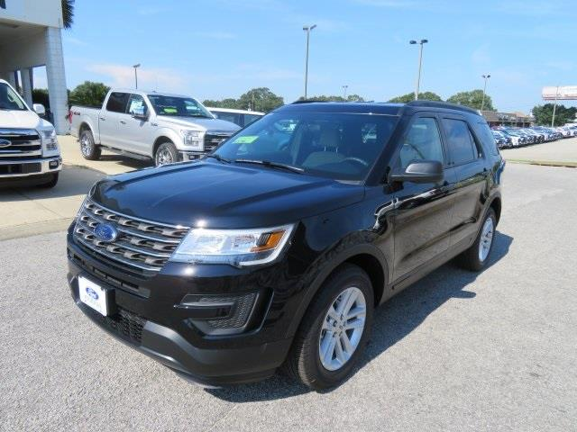 2017 Ford Explorer for sale at Derek Montalvo at Mullinax Ford in Mobile AL