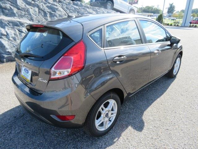 2017 Ford Fiesta for sale at Derek Montalvo at Mullinax Ford in Mobile AL