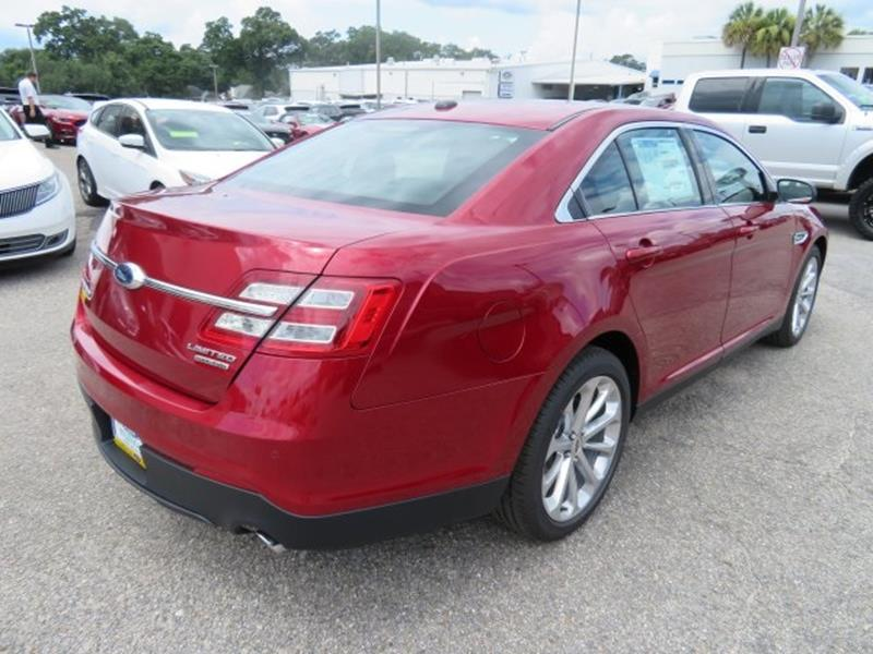 2017 Ford Taurus for sale at Derek Montalvo at Mullinax Ford in Mobile AL