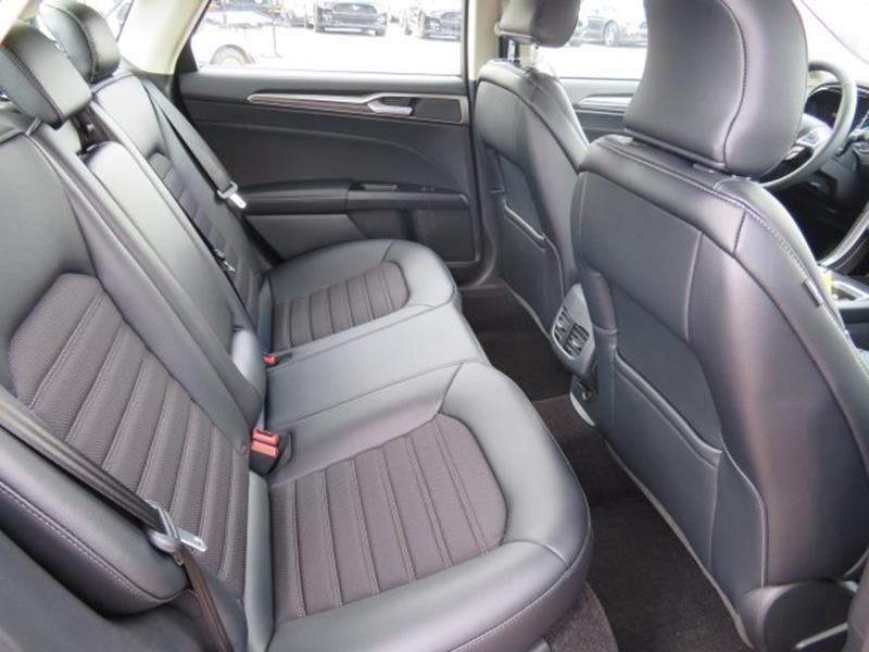 2017 Ford Fusion for sale at Ask for Derek Montalvo at Mullinax Ford in Mobile AL