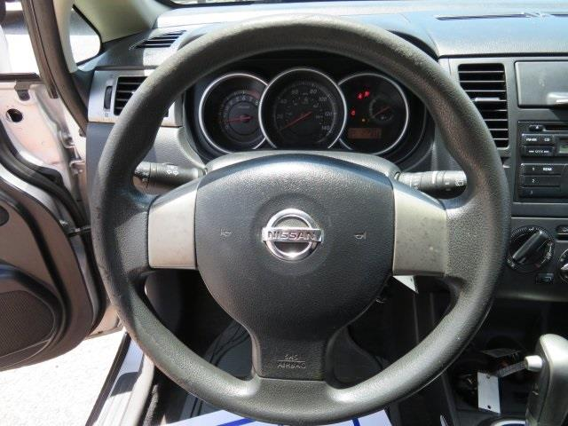 2010 Nissan Versa for sale at Ask for Derek Montalvo at Mullinax Ford in Mobile AL