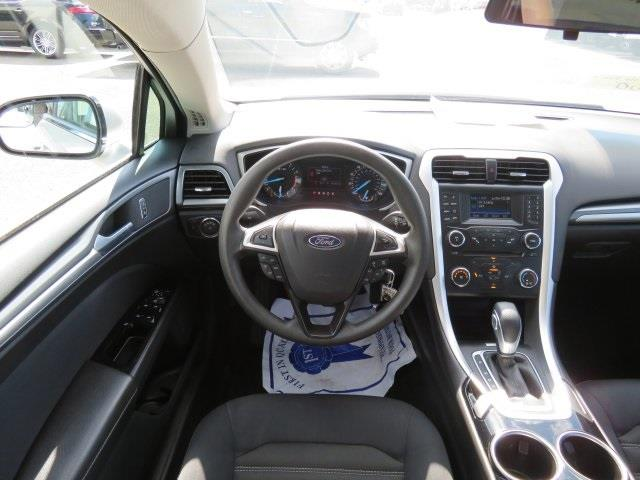 2013 Ford Fusion for sale at Ask for Derek Montalvo at Mullinax Ford in Mobile AL