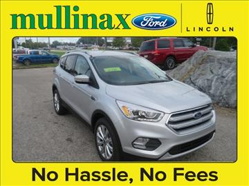 2017 Ford Escape for sale in Mobile, AL