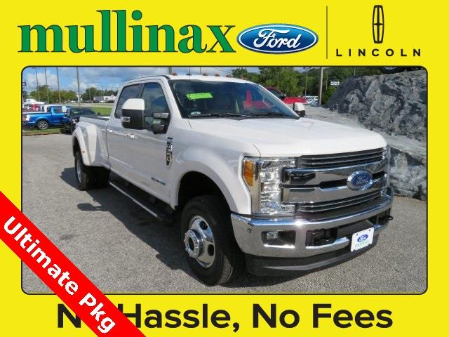 2017 Ford F-350 Super Duty for sale at Ask for Derek Montalvo at Mullinax Ford in Mobile AL