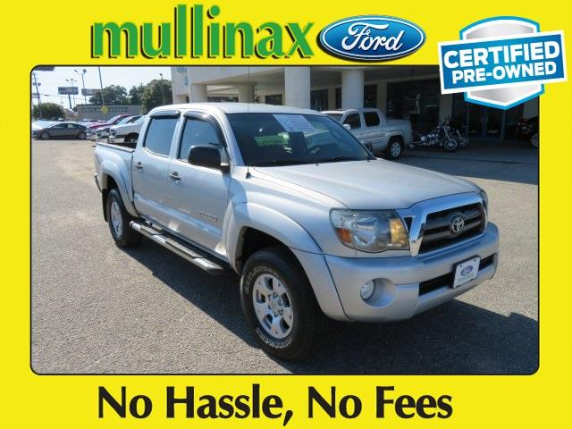 2010 Toyota Tacoma for sale at Derek Montalvo at Mullinax Ford in Mobile AL