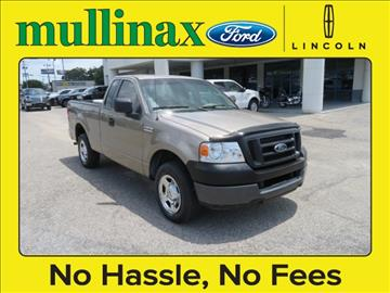 2005 Ford F-150 for sale at Derek Montalvo at Mullinax Ford in Mobile AL