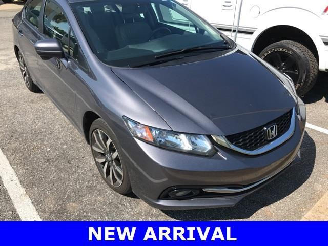2015 Honda Civic for sale at Derek Montalvo at Mullinax Ford in Mobile AL