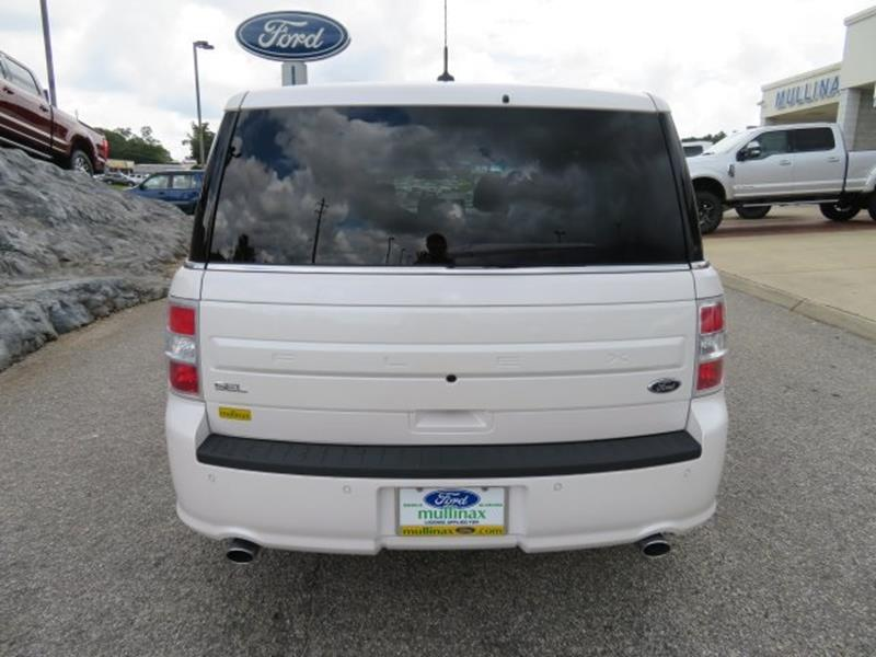 2018 Ford Flex for sale at Ask for Derek Montalvo at Mullinax Ford in Mobile AL