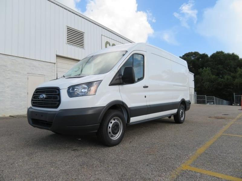 2017 Ford Transit Cargo for sale at Ask for Derek Montalvo at Mullinax Ford in Mobile AL