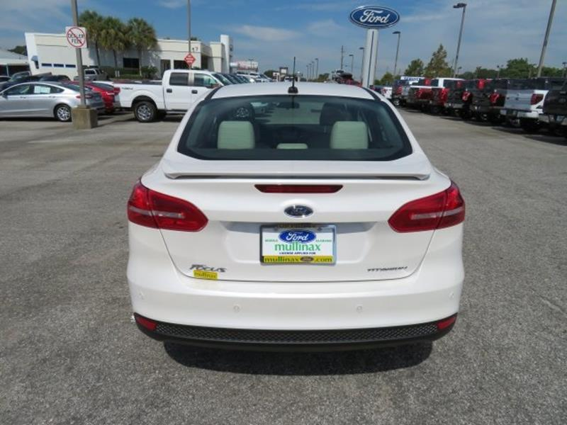 2017 Ford Focus for sale at Ask for Derek Montalvo at Mullinax Ford in Mobile AL