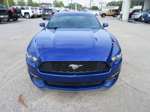 2015 Ford Mustang for sale at Ask for Derek Montalvo at Mullinax Ford in Mobile AL
