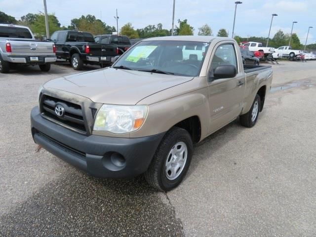 2008 Toyota Tacoma for sale at Ask for Derek Montalvo at Mullinax Ford in Mobile AL